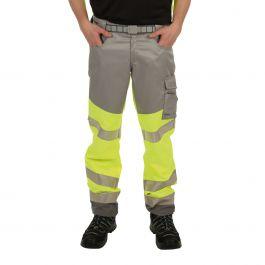 Spodnie robocze Plus z regulacją pasa
