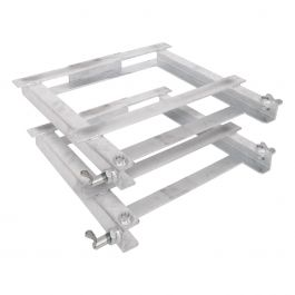Outrigger pad holder (pair)