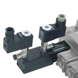 Sterowanie elektro-pneumatyczne 12V, do DCV 40/50