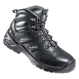 Safety lace-up boots