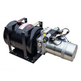 El hydraulisk aggregat24v