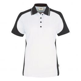 HAKRO women's polo shirt Contrast Mikralinar®