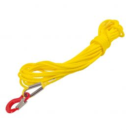 Wirertov i højstyrke fibermateriale