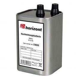 Batterie 6 V 20 Ah