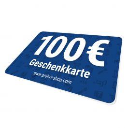 Geschenkkarte 100 Euro