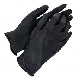 Nitrile disposable gloves GREASE BULLY