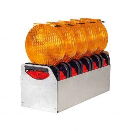 Euro-Blitz Compact LED, set van 5 stuks