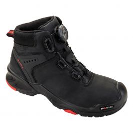Safety boots with Boa® fit system