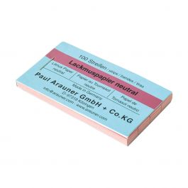 Litmus papir (syreindikator)