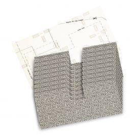Pegatinas de seguridad para carpetas