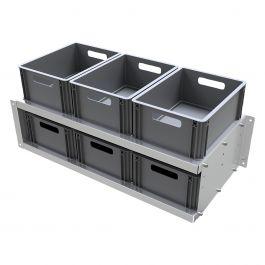 Stauboxen-Einbausatz