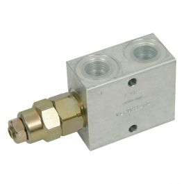 Limitador de presión simple