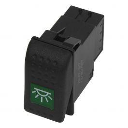 Interruptor eléctrico basculante