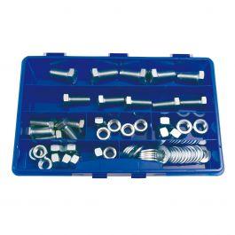 Monteringssett for 1 hjuladapter/nødhjul eller 1 løftekonsol