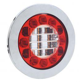 LED-peruutusvalo ja LED-sumuvalo
