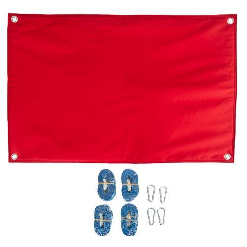 Oil binding mat set
